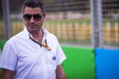 """FIA-Rennleiter Masi erklärt Unterschied zwischen """"Reprimand"""" & """"Warning"""""""