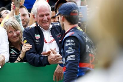 """Pierre Gasly: """"Helmut ist sehr happy über meine Ergebnisse"""""""