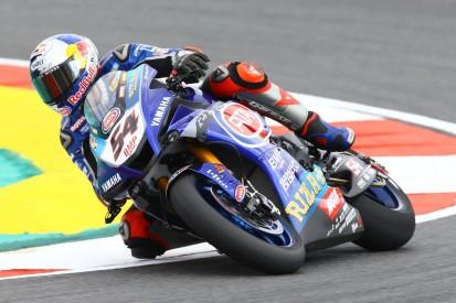 WSBK Portimao FT3: Yamaha-Duo vor Kawasaki, Motorschaden bei BMW