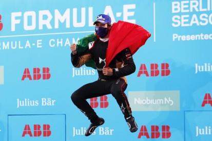 Formel E Berlin 4 2020: Da Costa krönt sich mit Platz zwei zum Meister