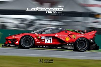 Ferrari: Hypercar für 24h Le Mans und WEC noch immer auf dem Tisch