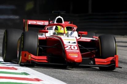 Formel 2 Monza 2020: Abflug von Mick Schumacher im Qualifying