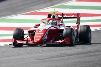 Formel 3 Mugello 2020: Vesti siegt, Titelkandidaten punktgleich
