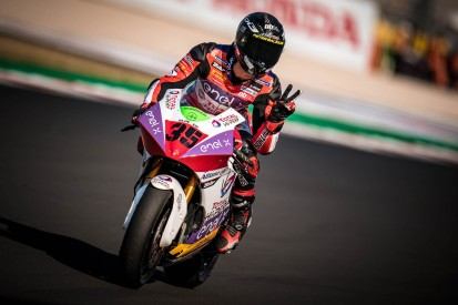 MotoE-Qualifying in Misano: Lukas Tulovic in Startreihe eins
