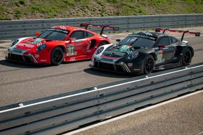 24h Le Mans 2020: Porsche mit speziellem Jubiläumsdesign