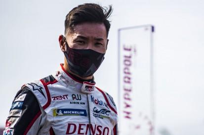 Auf der Pole und doch enttäuscht: Kobayashi wollte den Streckenrekord