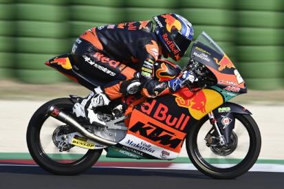 Moto3-Qualifying in Misano 2: Dritte Pole-Position für Raul Fernandez