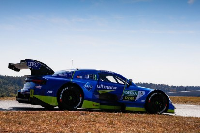 DTM-Qualifying 2: Frijns holt Pole, Habsburg zeigt auf