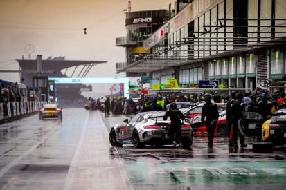 Wetter 24h Nürburgring 2020: Es bleibt nass auf der Nordschleife
