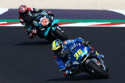 "Suzuki hat das ""perfekte Motorrad"" - Fabio Quartararo reagiert besorgt"