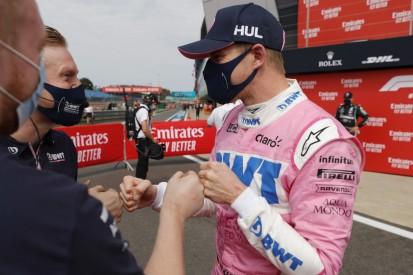 """Hülkenberg für Silverstone fit gemacht: """"So viel Physio wie noch nie!"""""""