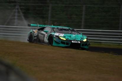 24h Nürburgring 2020: Regnerisches Abschlusstraining