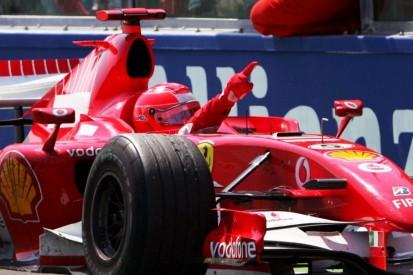 Toto Wolff: Warum er Michael Schumacher höher einschätzt als Lewis Hamilton