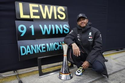 """Lewis Hamilton nach 91 Siegen: """"Der erste Sieg war der schönste"""""""