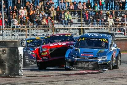 IMG steigt aus: FIA sucht neuen Promoter für Rallycross-WM