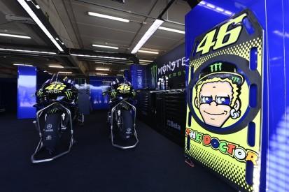 Wegen Corona-Infektion: Valentino Rossi verpasst auch Aragon 2 - kein Ersatz