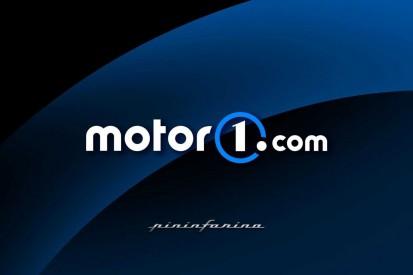 Wir präsentieren das neue Motor1.com-Logo von Pininfarina