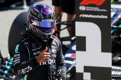 Lewis Hamilton ist Formel-1-Weltmeister 2020