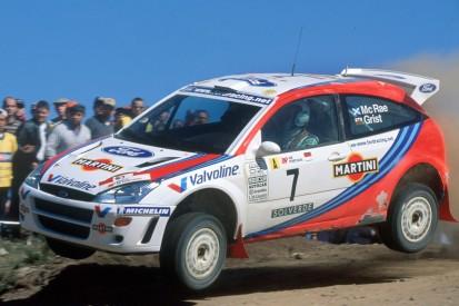 Um den Ford-Traum zu verwirklichen: Als Colin McRae Subaru verließ
