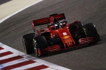 """Vettel vor Leclerc: """"Haben uns beide nicht ganz wohlgefühlt"""""""