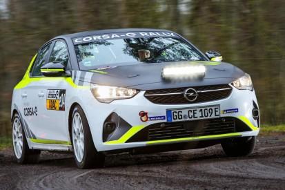 Mitfahrt im elektrischen Opel Corsa-e Rally: Alles außer langweilig