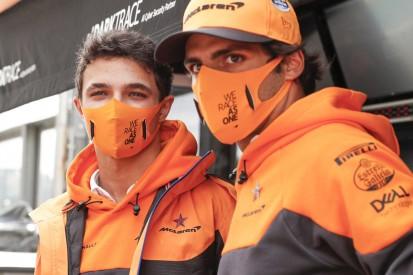 McLaren-Bromance: Sainz und Norris über das Geheimnis ihrer Freundschaft