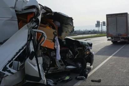 Schwerer Verkehrsunfall: Grand-Prix-Rekordsieger Can Öncü verunglückt