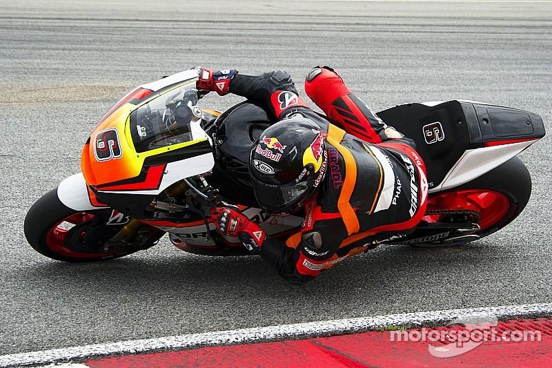[Photos] La première journée d'essais MotoGP à Sepang