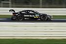 DTM - Première sortie encourageante pour BMW