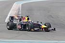 Tests GP2 - Gasly mène un doublé français à Abu Dhabi