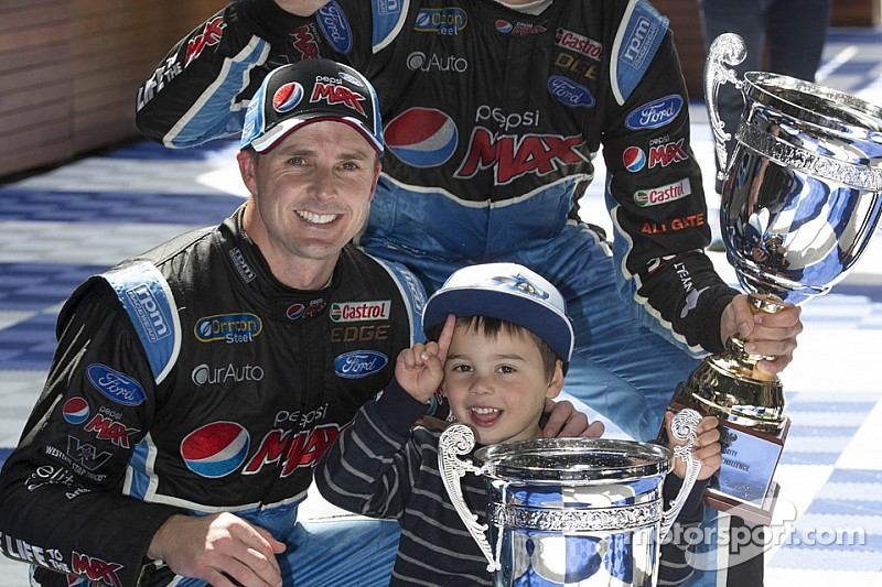 V8 Supercars - Carton plein pour Winterbottom à Melbourne