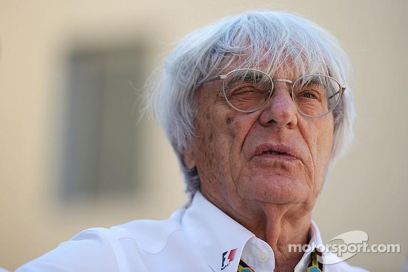 Ecclestone approuve un interventionnisme extrasportif pour niveler Mercedes vers le bas