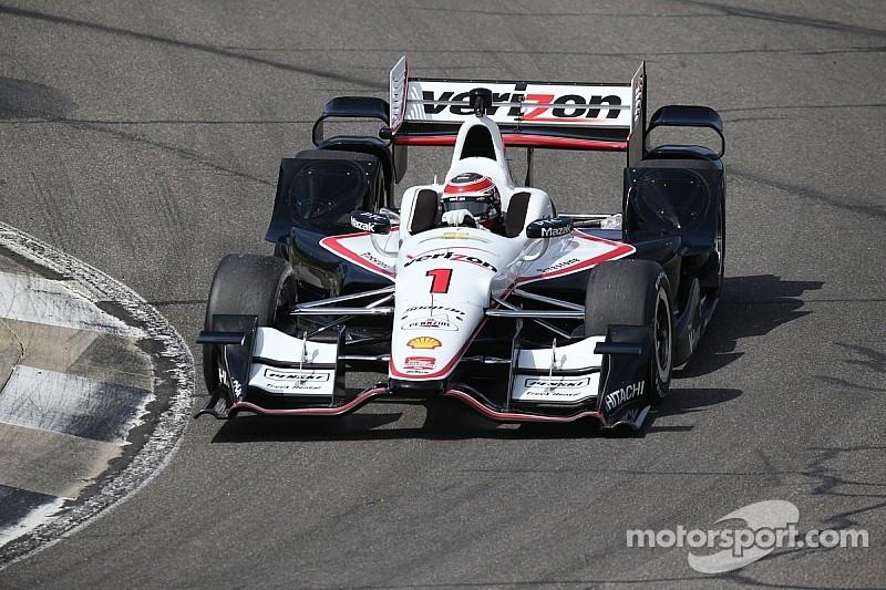 IndyCar - Chevrolet prend le pouvoir lors des essais de Barber