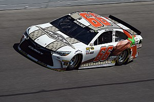 NASCAR Cup Breaking news Jay Robinson suspends operation of No. 66 team.