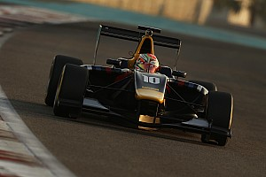 GP3 Testing report Fuoco fastest on day one in Estoril