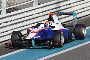 GP3 Testing report Boschung sets the pace on day two in Estoril