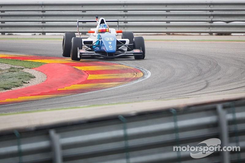 Матевос Исаакян побил рекорд трассы на тестах ФR2.0 в Арагоне