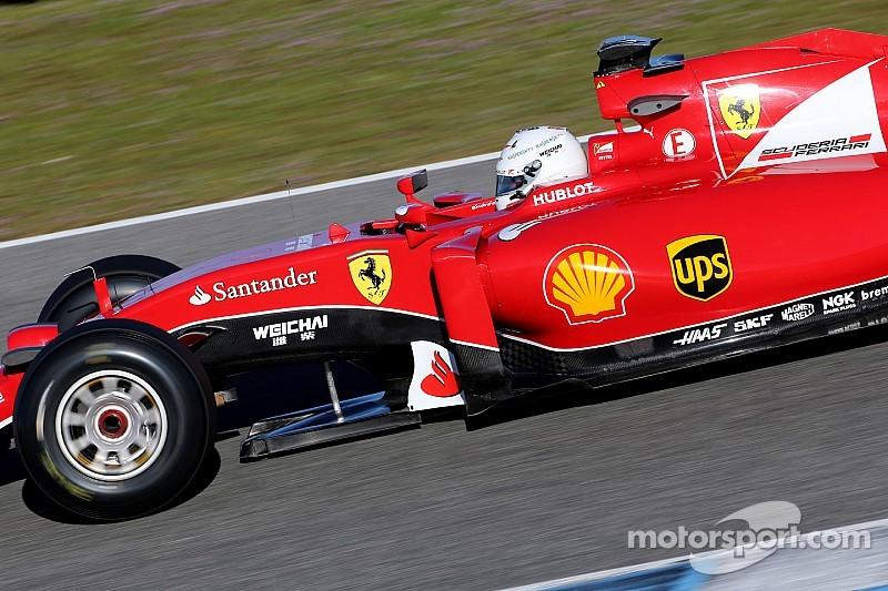 """Williams - Le moteur Ferrari a réalisé """"un énorme pas en avant"""""""