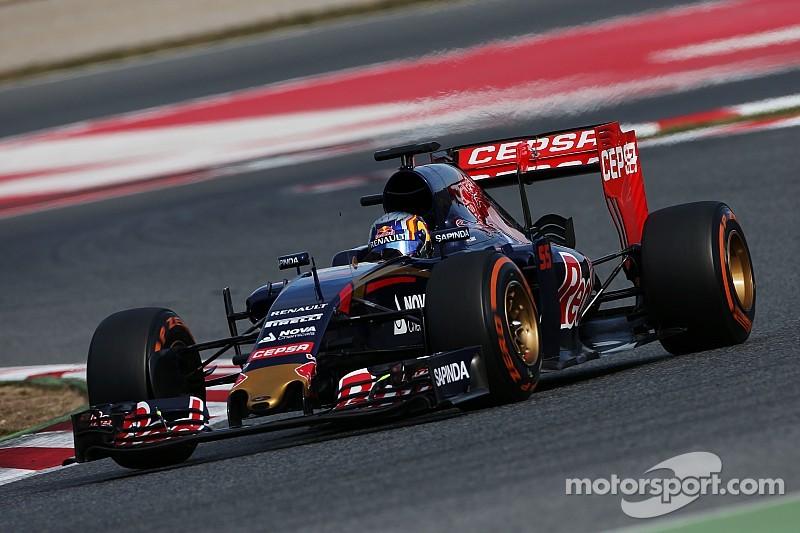 Sainz - Toro Rosso va poursuivre sur sa lancée