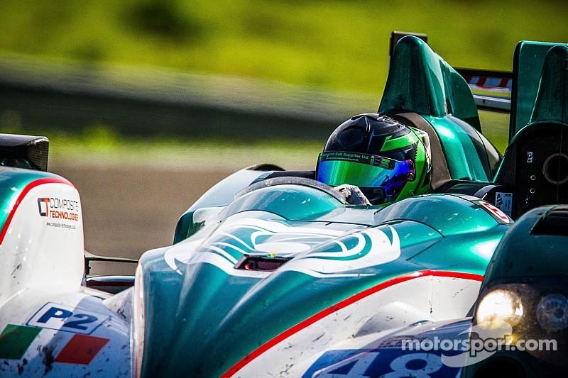 Murphy LMP2 team announces ELMS drivers