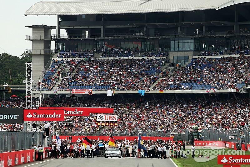 """L'annulation du GP vécue comme """"une gifle"""" en Allemagne"""