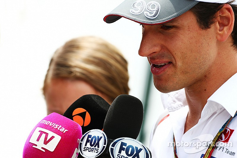 Sutil se une a Williams como piloto de reserva