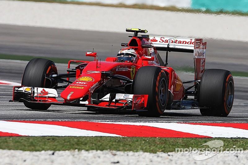 Ferrari a posé les bases d'une course solide à Sepang