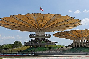 Formula 1 Practice report A modicum of frustration in the first day of running for the Malaysian GP