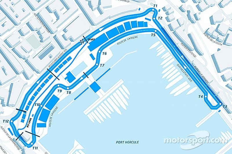 Free entry for fans at Monaco ePrix