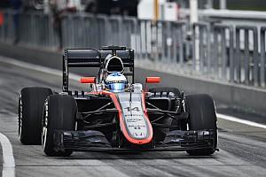 Formula 1 Qualifying report No more than Q1 for McLaren at Sepang
