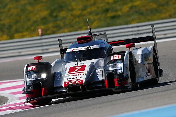 Audi est désormais fin prêt pour Silvestone
