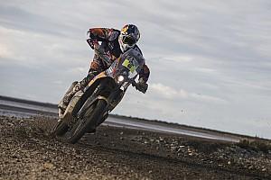 Cross-Country Rally Resumen de la etapa Sam Sunderland mantiene el liderato
