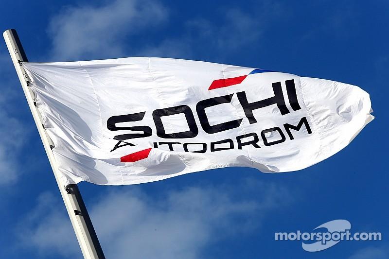 Продажи билетов на Гран При России стартуют 9 апреля