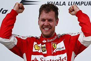 Formula 1 Commentary Sebastian Vettel and Ferrari: From red barren to red baron